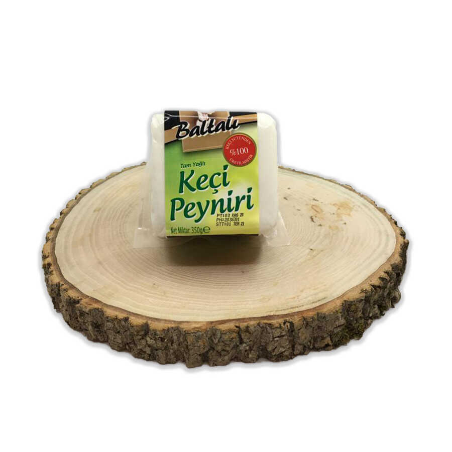 Baltalı Keçi Beyaz Peynir 350 GR