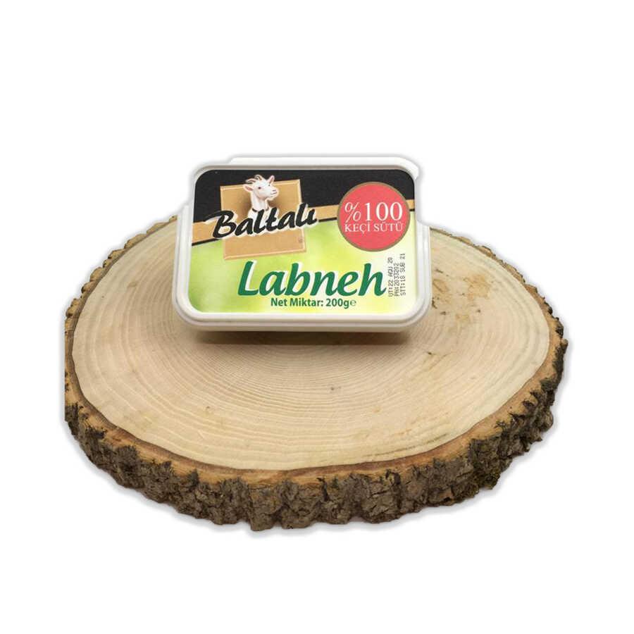 - Baltalı Keçi Labne Peyniri 200 GR
