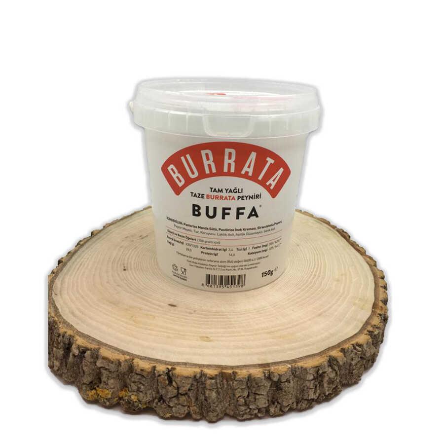 Buffa Burrata Peyniri 150 GR