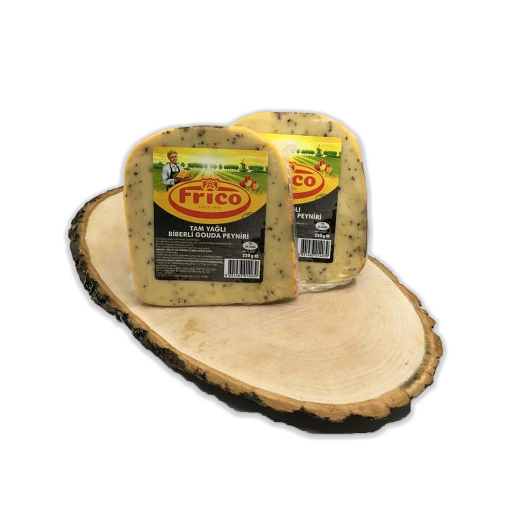 - Frıco Biberli Gouda Peyniri 220 Gr