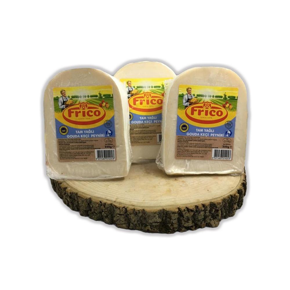 - Frıco Gouda Keçi Peyniri 250 Gr