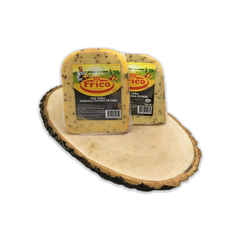 Frıco Hardallı Gouda Peyniri 220 Gr