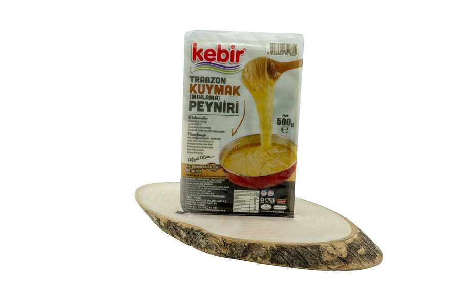 - Kebir Kuymak Peyniri 500 Gr