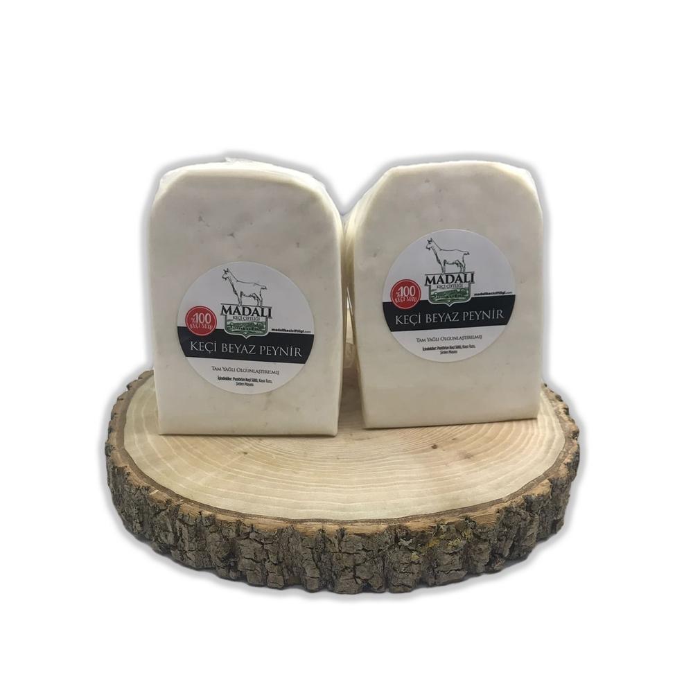 - Madalı Keçi Beyaz Peyniri 250 Gr