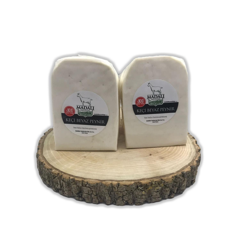 Madalı Keçi Beyaz Peyniri 250 Gr