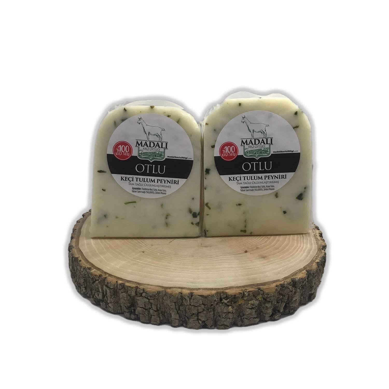 Madalı Keçi Otlu Tulum Peyniri 250 Gr