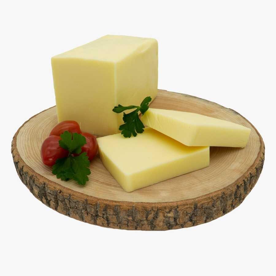 Taze Blok Kaşar Peyniri