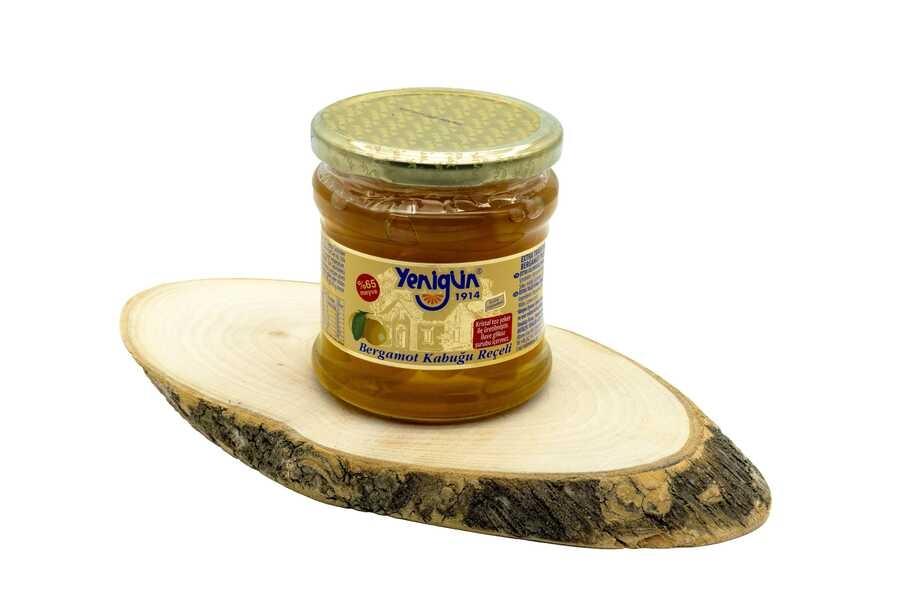 - Yenigün Gold Bergamot Reçeli 450 Gr